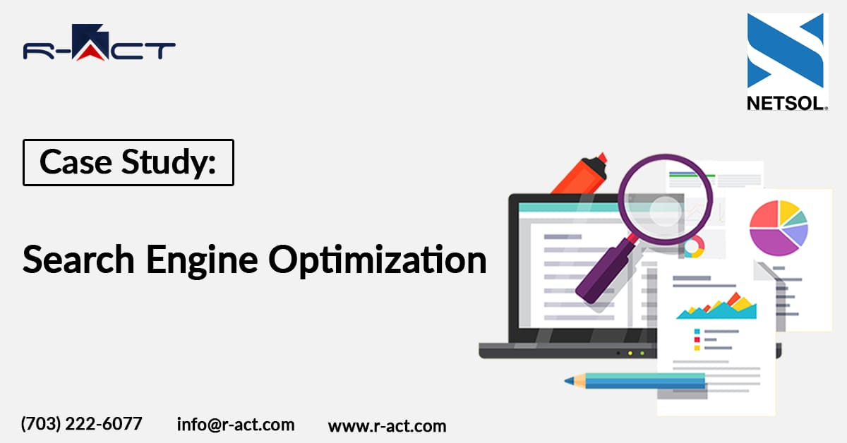 search engine optimization case study