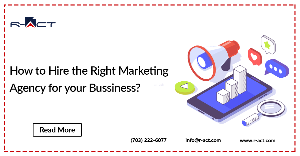 How to Hire the Right Marketing Agency for your bussiness